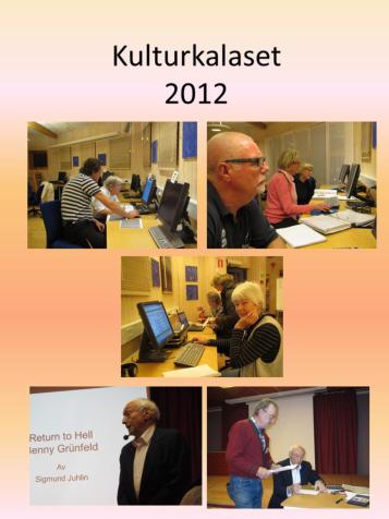 Arrangemang 2012